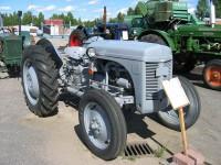 Traktorns historia